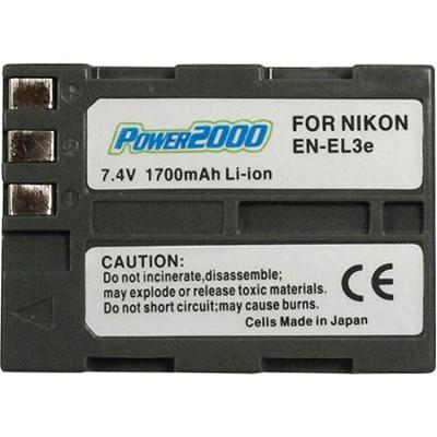EN-EL3E 1700mAh Lithium Battery for Nikon D90 / D300 / D700/D300S