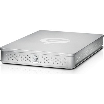 G-DRIVE ev SSD 512GB External Solid State Hard Drive