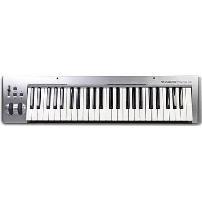 KeyRig 49 Easy-to-Use 49-Note USB Keyboard