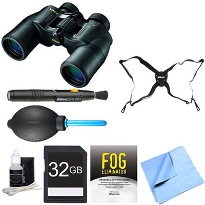 ACULON 7x50 Binoculars (A211) Adventure Bundle