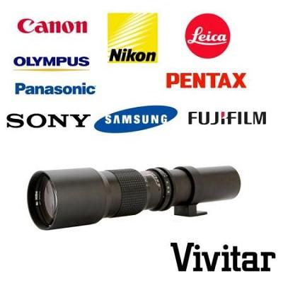 Universal 500MM Preset Lens
