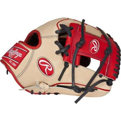 Pro Preferred 11.75` Wing Tip Right Hand Baseball Glove - PROS205-2BCWT
