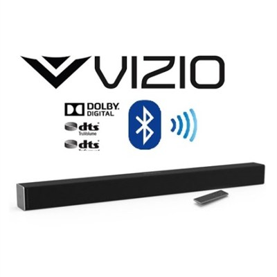 38 inch 3.0-Channel Soundbar with Bluetooth and Deep Bass Technology