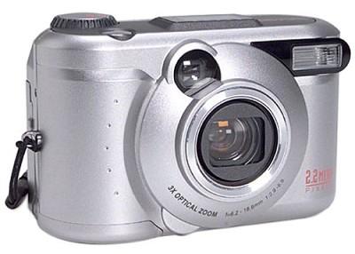 PDR-M25 Digital Camera - 2.2 Mpix
