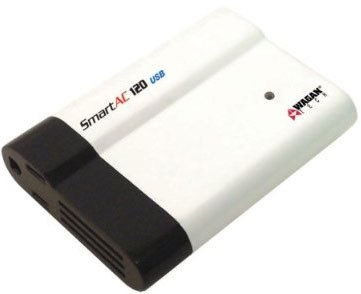 Smart AC 120 Watt USB Power Inverter