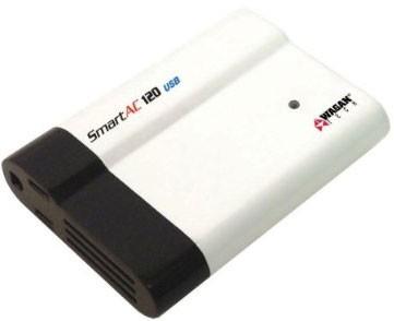 Smart AC 120 Watt USB Power Inverter