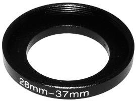 28/37MM Lens Step-Up Ring