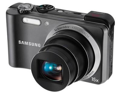 HZ35W Digital Camera (Grey)