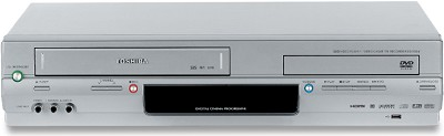 SD-V594 - DVD/VCR combo with DVD upconversion and front-panel USB interface