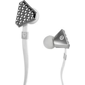 MHBTSIEGACRCT Lady Gaga Heartbeats In Ear Headphones w/ ControlTalk (129466)