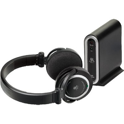 AWD205 2.4 GHz Wireless Stereo Headphones