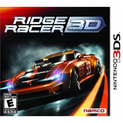 Ridge Racer 3D for Nintendo 3DS