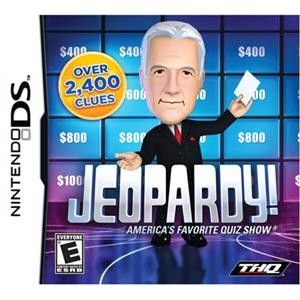 Jeopardy ! For Nintendo DS