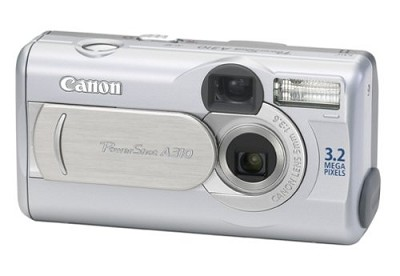 Powershot A310 Digital Camera