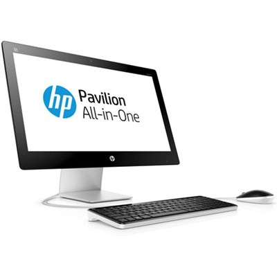 Pavilion 23-q120 23` Intel i3-4170T Touch All-in-One Desktop PC - Refurbished
