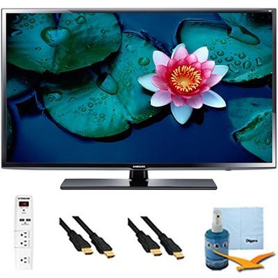 50` HD 1080p Smart TV Clear Motion Rate 120 Plus Hook-Up Bundle - UN50H5203
