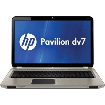 Pavilion 17.3` DV7-6165US Entertainment Notebook PC - AMD Quad-Core A8-3500M- OB