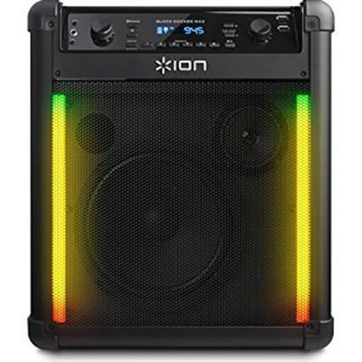 Block Rocker Max Bluetooth Speaker, Black Refurbished