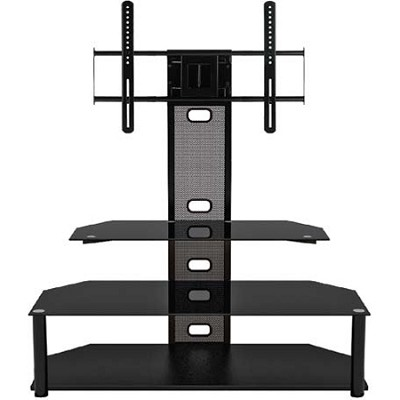Aviton Flat Panel TV Stand with Integrated Mount for TVs 36-55 inches