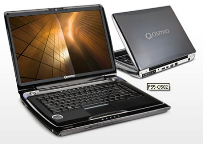 Qosmio F55-Q502 15.4` Notebook PC (PQF55U-01V020)