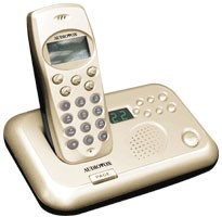 TL1200A  2.4GHz Cordless phone ,Base Stand W/Electronic Answering Device