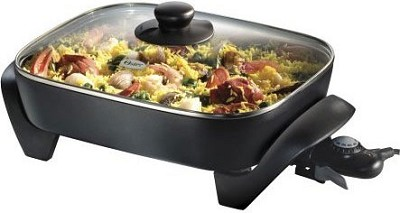 Inspire Electric Skillet