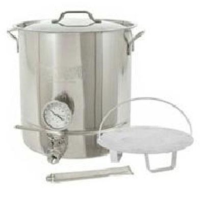 BC 6pc Home Brew Kettle Kit