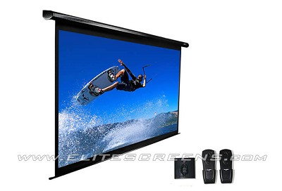 VMAX120XWH2-E24 VMAX2 Electric Projection Screen (120-Inch 16:9 Aspect Ratio)