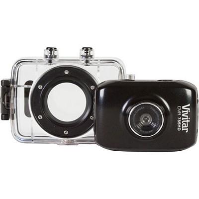HD Pro Action Camcorder (Black) - DVR785HD-BLK