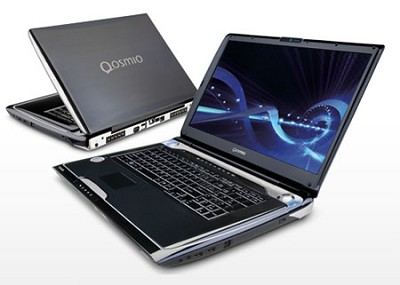 Qosmio G55-Q801 18.4` Notebook PC (PQG55U-01Y024)