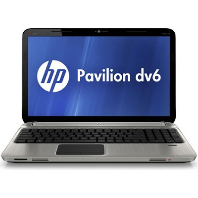 Pavilion 15.6` DV6-6120US Entertainment Notebook PC - Intel Core i3-2310M Proc.