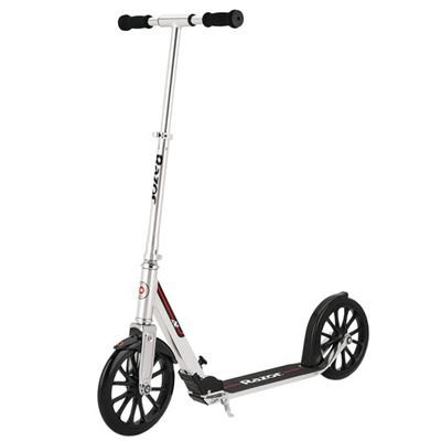 A6 Scooter Silver