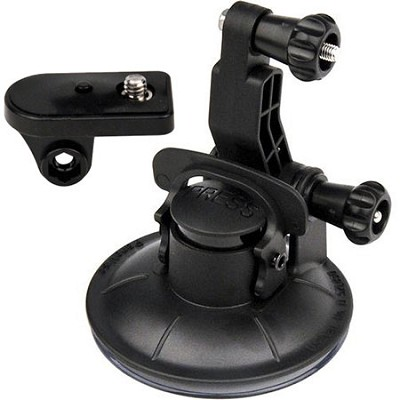Suction Cup Mount Accessory Pack for iON Cameras