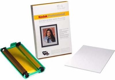 Professional 8.5` x 14` Glossy (50-pack) EKTATHERM 1400 Print Kit