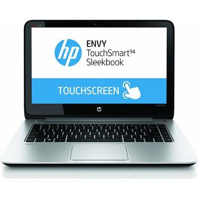 ENVY TouchSmart 14.0` HD LED 14-k020us Ultrabook PC - Intel Core i5-4200U Proc.