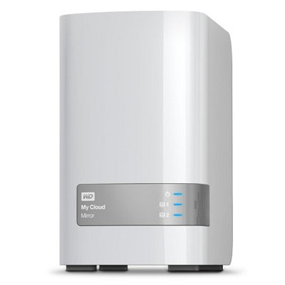 8TB WD My Cloud Mirror Personal Cloud Storage