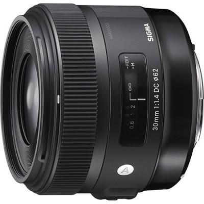 30mm F1.4 ART DC HSM Lens for Sigma Digital SLR Cameras