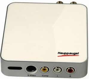 WinTV HVR-1950 External USB HDTV Tuner/Video Recorder (Model 1192)