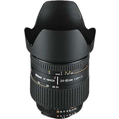 24-85mm F/2.8-4D AF Zoom-Nikkor  Lens Refurbished