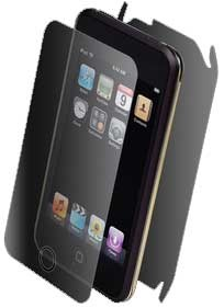 invisibleSHIELD for iPod touch 1G Full Body