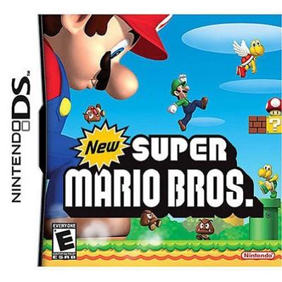 DS New Super Mario Bros