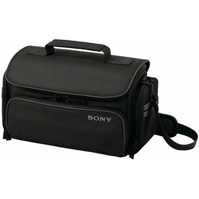 LCSU30 Soft Carrying Case for Camcorder or SLR System