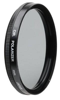 58mm Circular Polarizer Filter - OPEN BOX