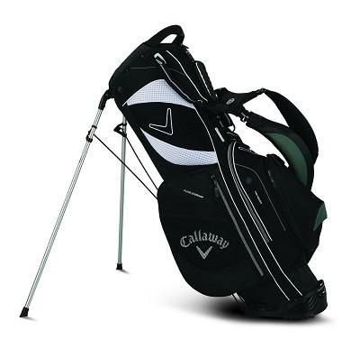 Callaway Golf Hyper-Lite 4.5 Stand Bag  Black  5113017