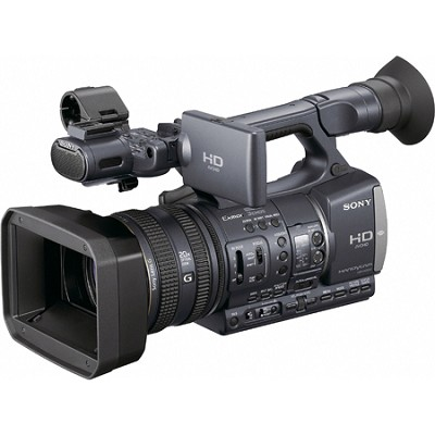 HDR-AX2000/H High Definition AVHDV Handycam Camcorder
