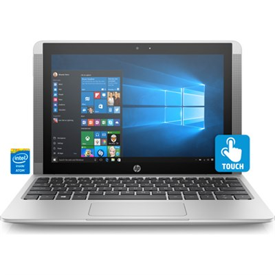 x2 Detachable 10-p010nr 10.1` Multitouch Laptop - Intel Atom x5-Z8350 - OPEN BOX