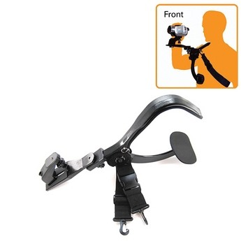 Stabilizing Camcorder/Camera Video Shoulder Mount