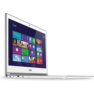 Aspire S7-391-6468 13.3` Ultrabook - Intel Core i5-3337U Processor (White)