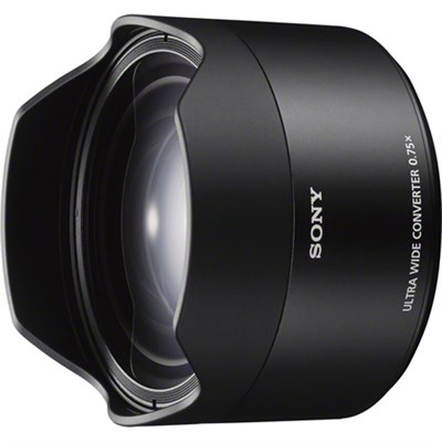SEL075UWC Wide Converter for FE 28mm F2 Lens