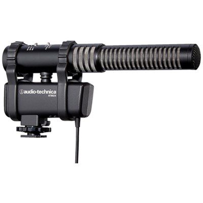 Stereo/Mono Camera Mount Microphone (AT8024)